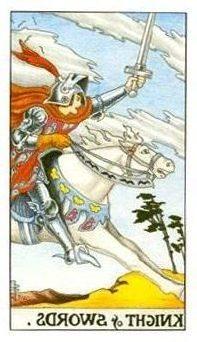 宝剑骑士正位