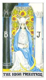 女祭司正位