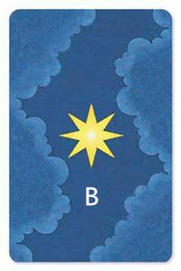 近一个月的爱情运势-宝剑二正位牌背面B