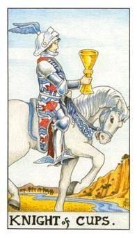 圣杯骑士正位