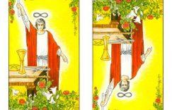 塔罗牌魔术师