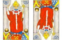 塔罗牌教皇